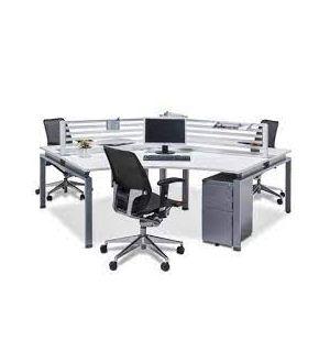 120Degree Framework Workstation