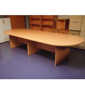 New Beech 3400 Boardroom Tables