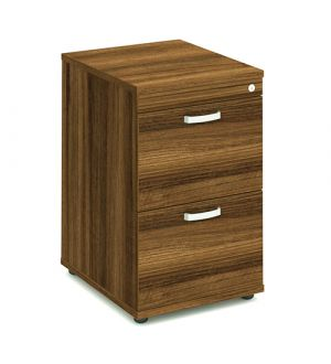 Impulse 2 Drawer Filing Cabinet