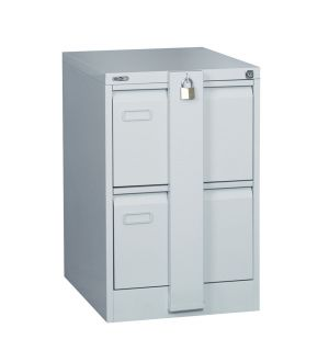 GO Security 2 Drawer Filing Cabinet