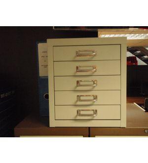 5 Drawer Letter File Units