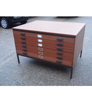 6 Drawer Plan-Chest
