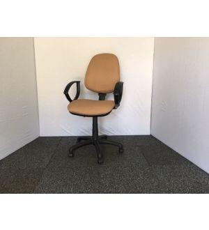 Beige Himpa Operator Chair