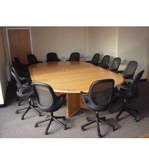 Bespoke Boardroom Table 4200 x 2200