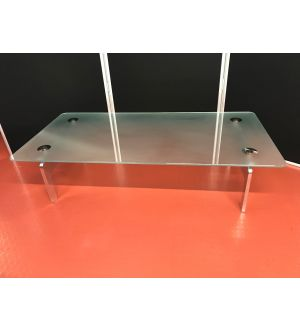 Bespoke Glazed Coffee Table