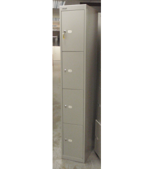 Bisley 4 Door Locker