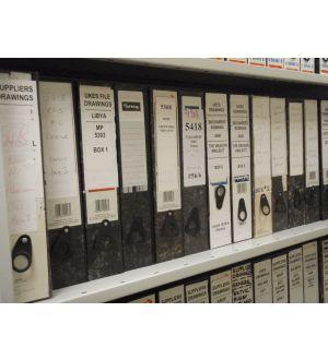 Box - Lever Arch Files