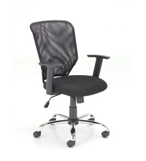 Mesh High Back Operator Chair
