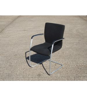 Connection Charcoal Meeting Room Chair