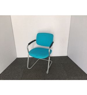 Connection Paradise Blue Meeting Room Chair