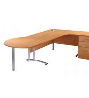 Desk End Meeting Table