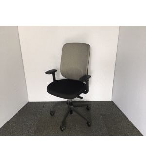 Orangebox DO-HBA Black & Grey Operator Chair