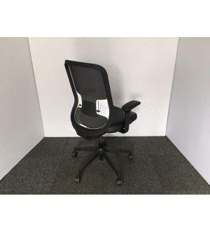 Orangebox DO-HBA Black Operator Chair