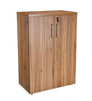 Royal American Walnut Executive Cupboard