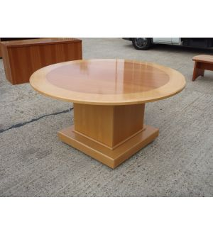 Executive Circular Boardroom Table