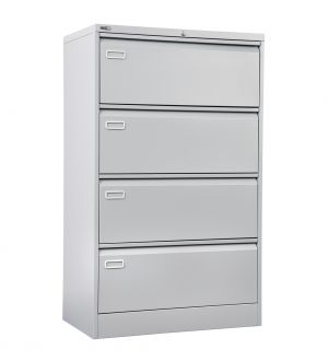GO 4 Drawer Side Filer