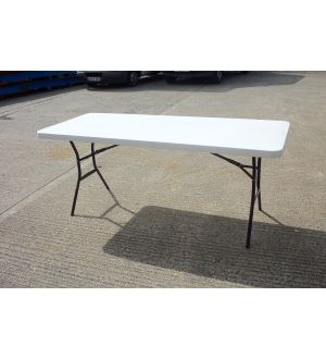 Folding Long Life Trestle Tables