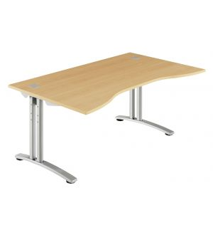 FT2 1600 Double Wave Desk