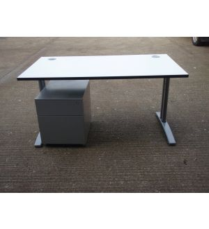 FT2 Desk & Mobile Pedestal