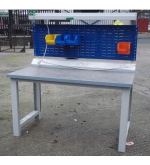Fully Powered Work Bench