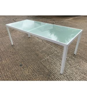 Glass Rectangular Table