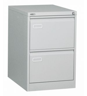 Go Mainline 2 Drawer Filing Cabinet