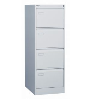 GO Mainline 4 Drawer Filing Cabinet