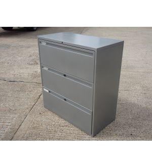 Grey Drawer Side-Filer