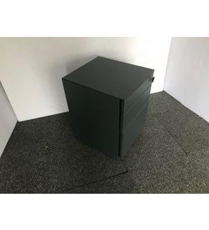 Metal Underdesk Pedestal