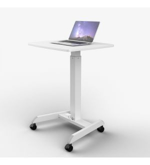 Gas Sprung Laptop/Lectern Table