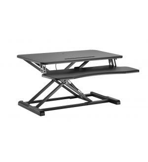 Ergonomic Desk Top Sit-Stand Workstation