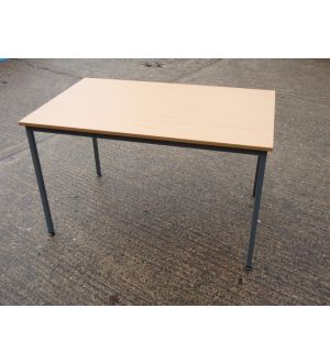 Heavy Duty Rectangular Table 1200 x 750