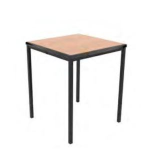 Square 4 Legged Table