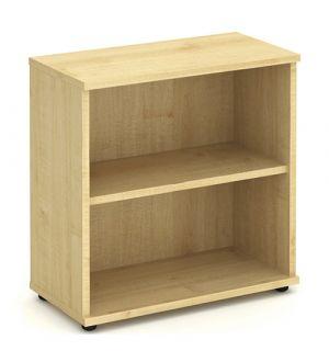 Impulse Wooden Open Bookcase