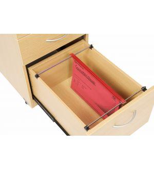 FC4D 4 Drawer Filing Cabinet