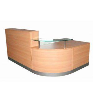 Three Piece Reception Desk