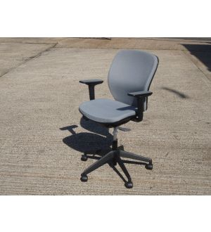Light Grey Orangebox Joy Chair