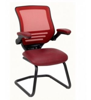 AP100-C Meeting Room Chair with Black Base