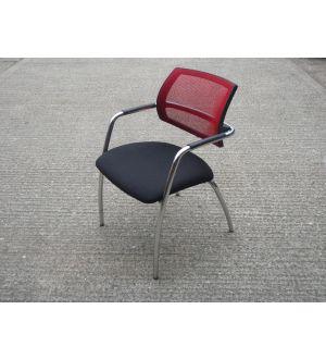 Mesh Back Meeting Room chairs