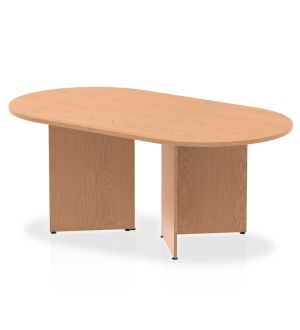 Pro D Ended Boardroom Table