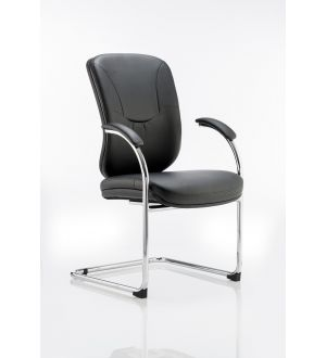 Mirage 11 Leather Cantilever chair