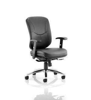 Mirage 11 Leather Chair