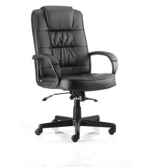 Moore Leather Executive Chair