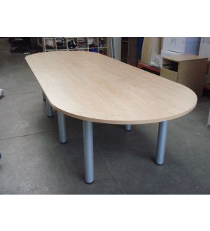Oak 3200 x 1200 Conference Tables