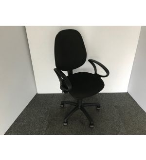 High Back 2 Lever Operator Chair