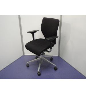 Orangebox X10 Black Operator Chair