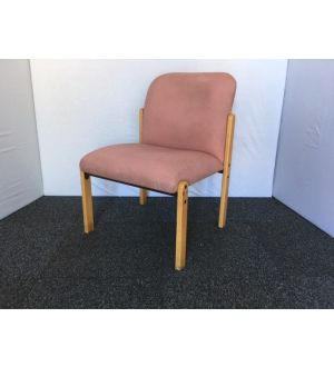 Pink Hospital Style Chair