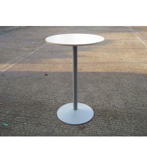 Maple 700 Dia Pedestal Poseur Table