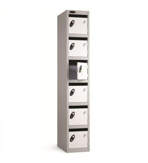 Six Compartment Lockers