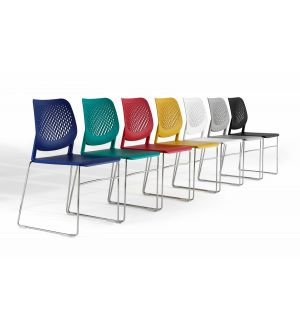 Patch Range Matt Finish Chairs